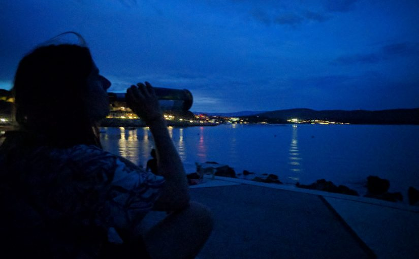 27. Juli 2017, Insel Krk