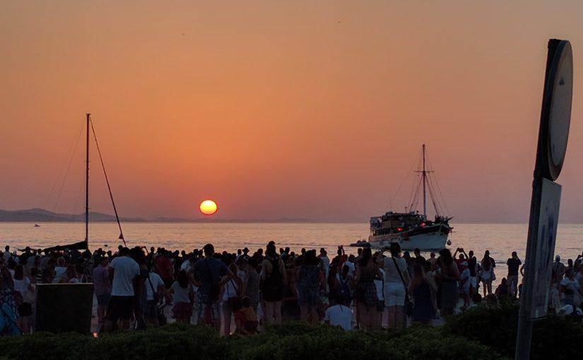 5. und 6. August 2017, Zadar