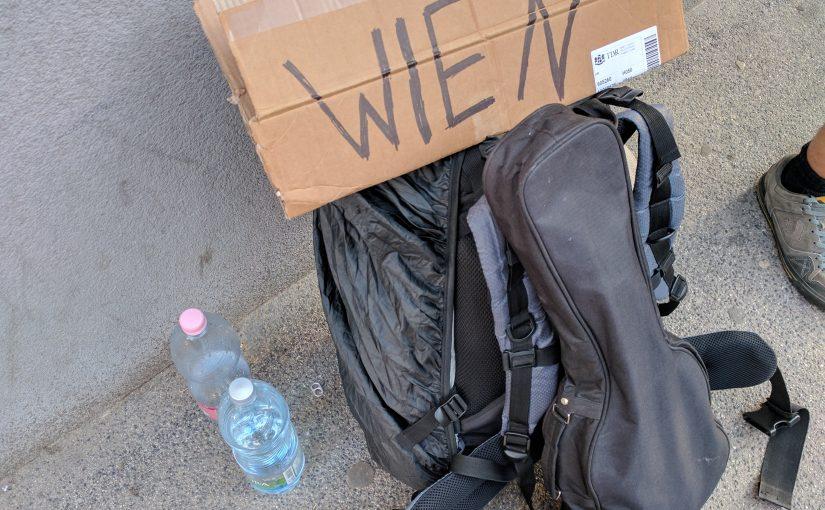 9. August 2017, zwischen Wien, Prag und Berlin